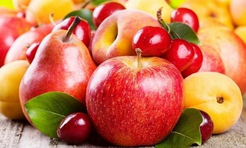 Яблоки и груши помогают прочистить слизистые поджелудочной железы и желчного пузыря