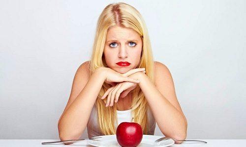Резкая потеря аппетита и другие осложнения при остром панкреатите являются показанием к проведению операции