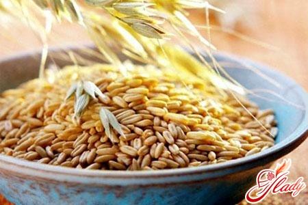 Овес давно используют не только в качестве продукта питания, но и в нетрадиционной терапии болезней внутренних органов