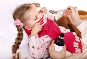 Лечем ребенка от ангины