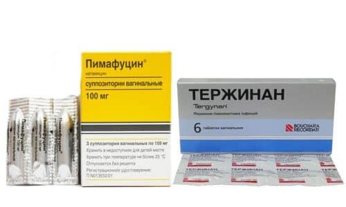 Тержинан и Пимафуцин обладают различным составом и лекарственными формами, что обуславливает разницу в свойствах, побочных эффектах и противопоказаниях