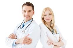 Консультация врача по поводу рациона питания