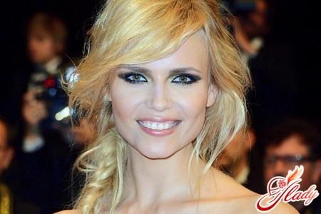 макияж для блондинки вечерний